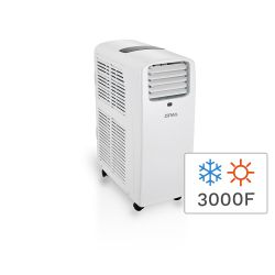 Aire Acondicionado Portátil Frío/Calor Atma ATP32HA2AN 3000F 3500W