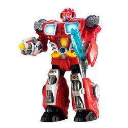 Hap-p-Kid Mars Autotron Rojo4034T-4035T