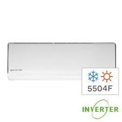 Aire Acondicionado Split Inverter Frío/Calor Electra 5504F 6400W ETRDI64TC