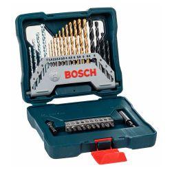 Set Bosch para Taladro Atornillador X-Line 30 Piezas