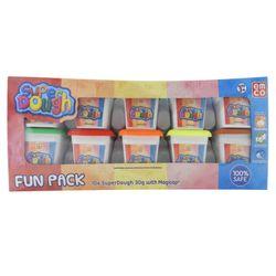 Juego de Masa Super Dough Fun Pack 10 6104