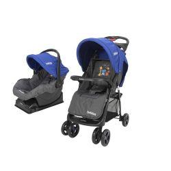 Cochecito de Bebé Bebitos BE N5A Azul + Huevito