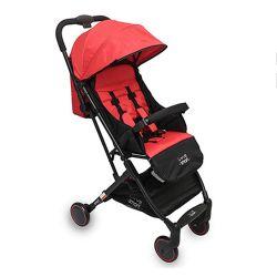 Cochecito Ultraplegable Love Smart 1005 Rojo 03