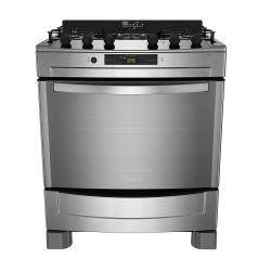 Cocina Whirlpool WF876XG 76 cm