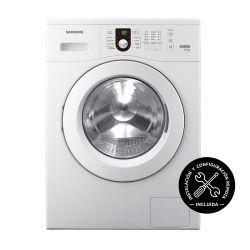 Lavarropas Carga Frontal Samsung 6.5 Kg 1000 RPM WW65M0NHWU Blanco