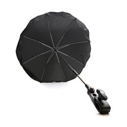 Paraguas adaptable para cochecito Baby Innovation Negro