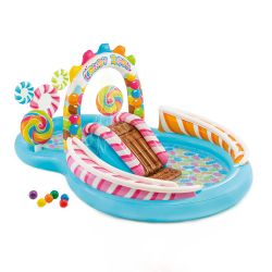 Playcenter Inflable Intex Zona de Dulces