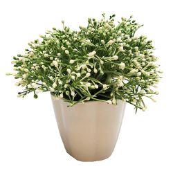 Planta Decorativa Exofilia Artificial en Maceta 18 cm
