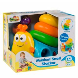 Caracol Musical Hap-p-Kid Little Learner 3980T