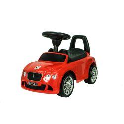 Caminador Bebitos Bentley Continental Rojo