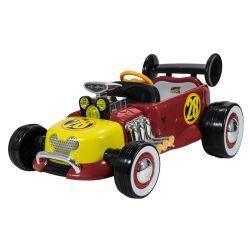 Auto a Batería Disney Racer Car Mickey