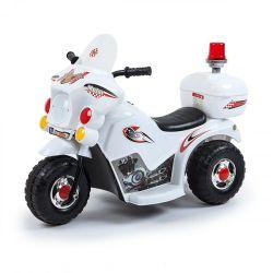 Moto a Bateria Love 3003 Blanco