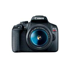 Camara Reflex Canon Rebel T7 + Lente 18-55 DCIII USCAN