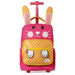 Mochila Escolar Infantil J-World NY Twise Rabbit