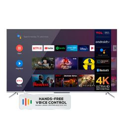 "Smart TV 50"" 4K Ultra HD TCL L50P715"