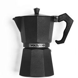 Cafetera Volturno Ebano 12 Pocillos