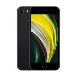 Celular Liberado Apple iPhone SE 128GB Black