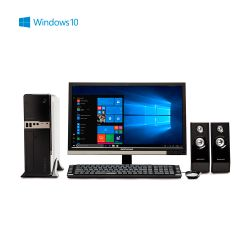 """Pc Completa Banghó B02 Amd Ryzen 5 8GB 240GB SSD 22"""" FHD Windows 10"""