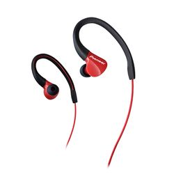 Auricular Pioneer In Ear SE-E3 Red