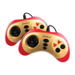 Consola de 8 Bits Playstick con 76 Juegos 2 Jugadores