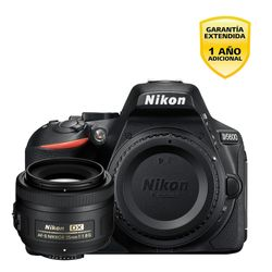 Camara Nikon D5600 DX 24.2MP Video Full HD Super Kit 35mm