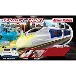 Pista Tren Bala Bullet Train Chica 8400