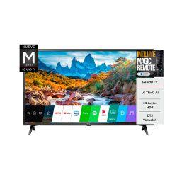 "Smart TV 4K 49"" LG 49UM7360PSA"