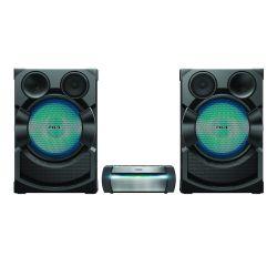 Sistema de audio en casa de alta potencia con DVD SHAKE X70D
