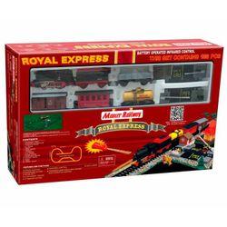 Pista de Tren Royal Express 81023