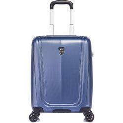 Valija Grande Expandible Verage Shield Azul