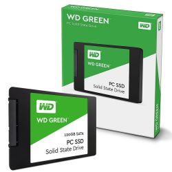Disco Solido 120GB Western Digital Green Sata III 2.5