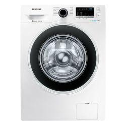 Lavarropas Carga Frontal Inverter Samsung 7 Kg 1400 RPM WW70J4463GW Blanco