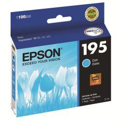 Cartucho de tinta Epson 195 T195220-AL Cyan