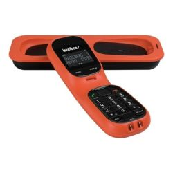 Teléfono Inalámbrico Intelbras TS80 Naranja