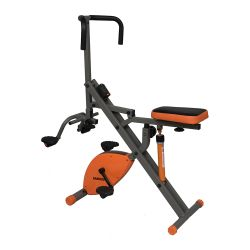 Ejercitador de Abominales con Bicicleta ARG-916