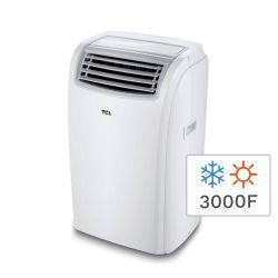 Aire Acondicionado Portátil Frío Calor TCL TACA-3500FCSA 3000F 3500W