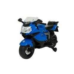 Moto a Batería Bebitos BMW K1300 Azul