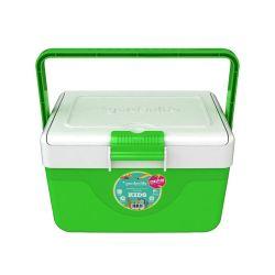 Lunchera Infantil 6,7 lts Verde