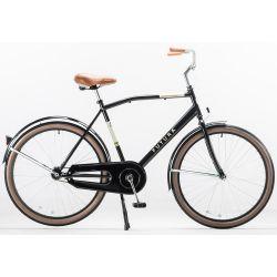 "Bicicleta Rodado 26"" Futura Countryman Negra"