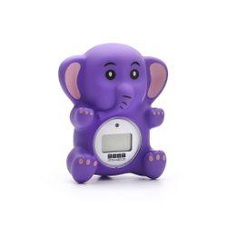 Termometro de agua y ambiente Baby Innovation Termo-Fante Violeta