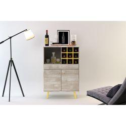 Mueble Organizador Bar Ottilia Tono Álamo