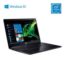 "Notebook Acer Aspire 3 15,6"" Intel Celeron ICDN4000 4GB 500GB A315-34-C7RP"