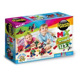 Bloques de Construcción Rasti Mix 125 Piezas