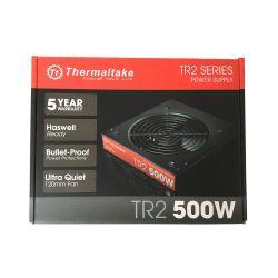 Fuente 500W Thermaltake con cable Optimzed