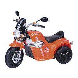 Moto a Bateria Love 3004 Naranja