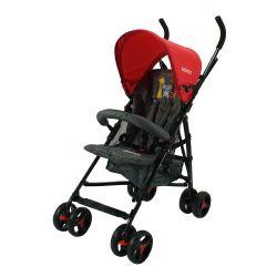 Cochecito de Bebé Bebitos A222 Slim Rojo