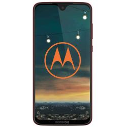 Celular Libre Motorola G7 Plus Viva Red