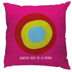 Almohadón Agatha Ruiz De La Prada Circulo
