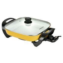 Sarten Electrica Winco W55 Amarillo 1500W