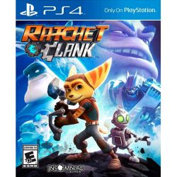 Juego PS4 Sony Ratchet and Clank